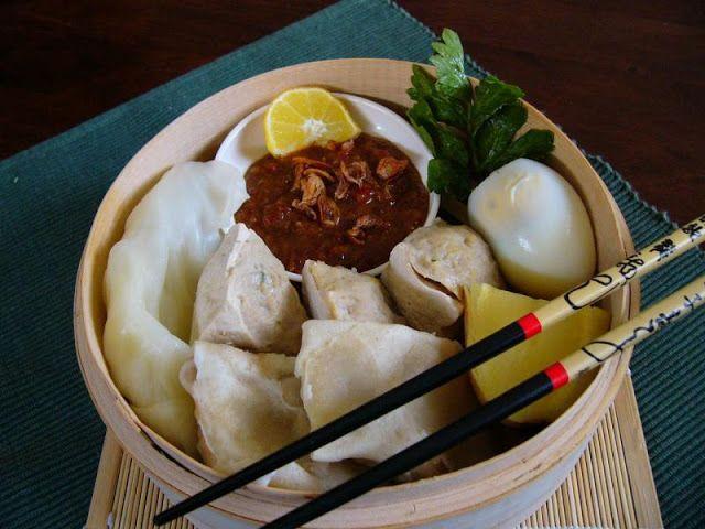Siomay Teh Rina Siomay Teh Rina Surabaya Makanan Resep Masakan Indonesia Resep Makanan