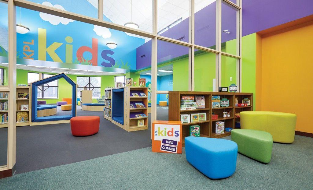 Kenosha Public Library Northside Branch Wi School Pb In 2019