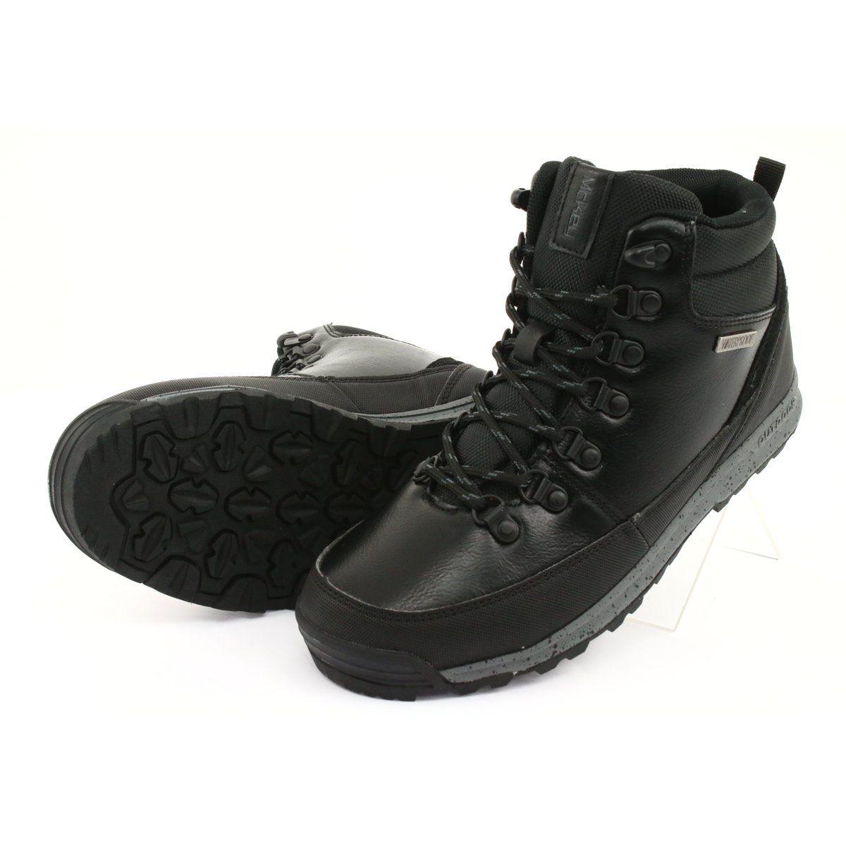 Trekking Women S Mckey Mckey 1066 Trekking Shoes Black Black Shoes Trekking Shoes Boots