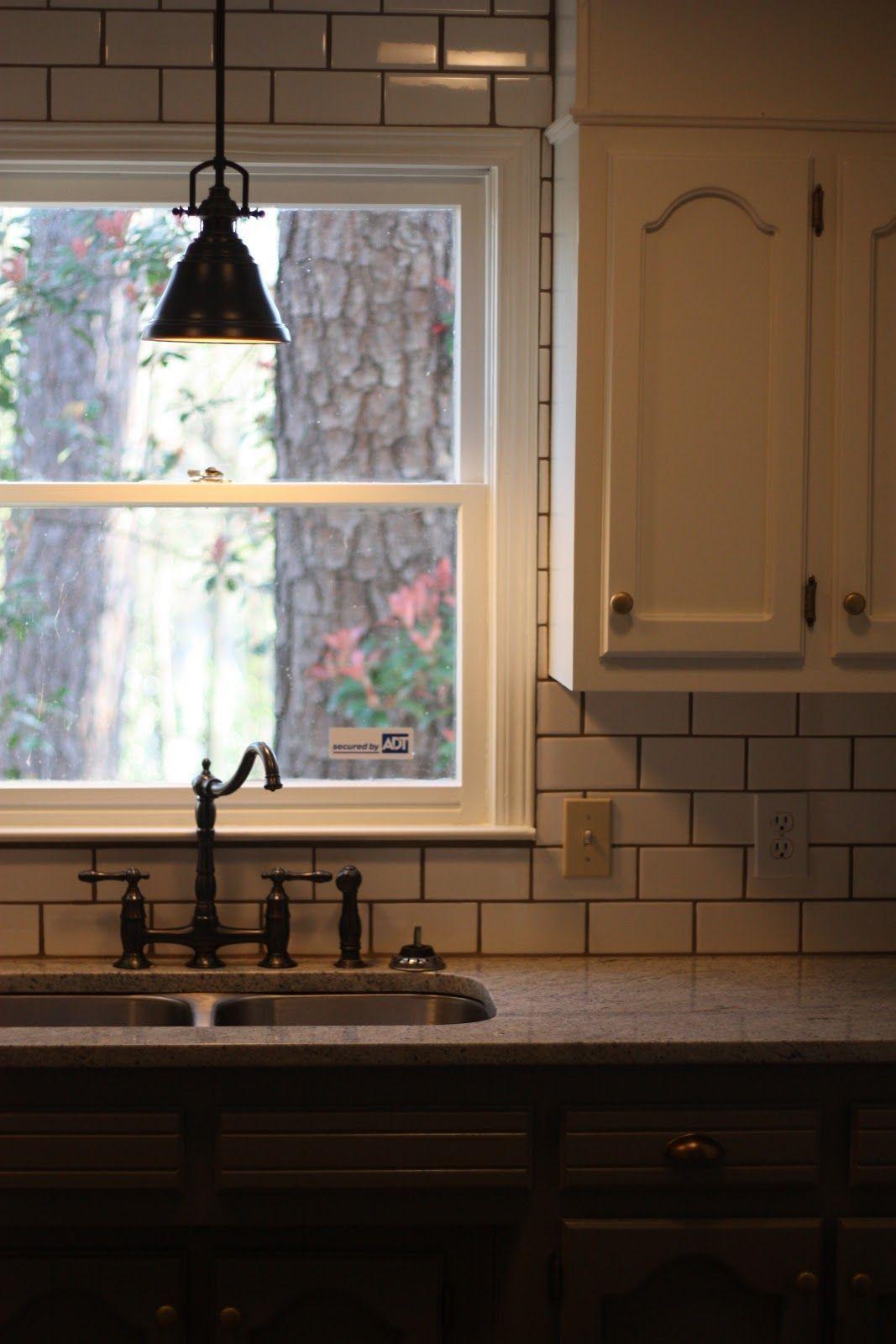 Kitchen Lighting Sink Kitcheninteriordesign Kitcheninspiration