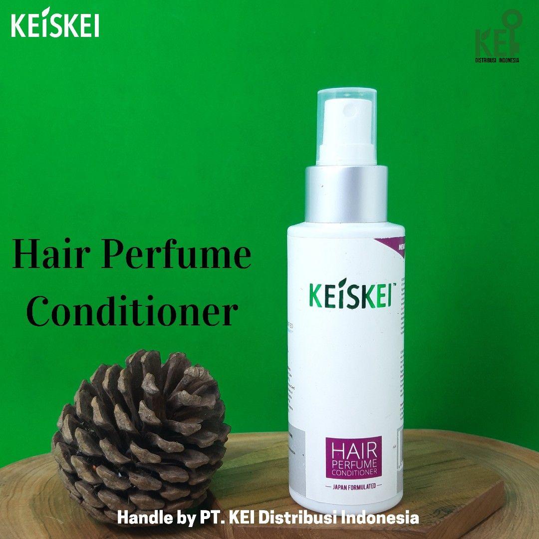 HAIR PERFUME CONDITIONER KEISKEI !!! HPC diformulasi