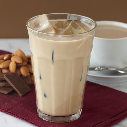 Coffee Caramel Iced Latte