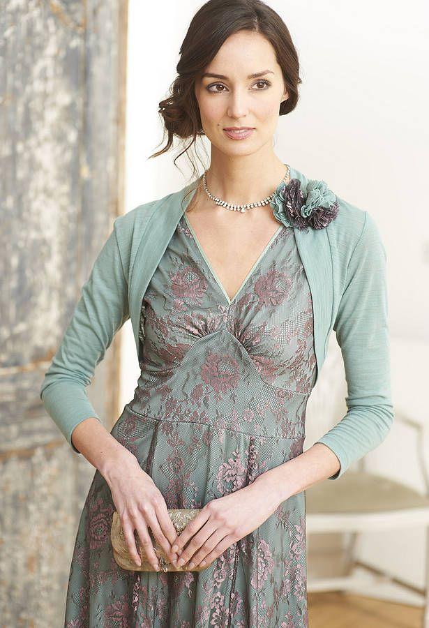belle shrug & kristen dress by nancy mac | notonthehighstreet.com