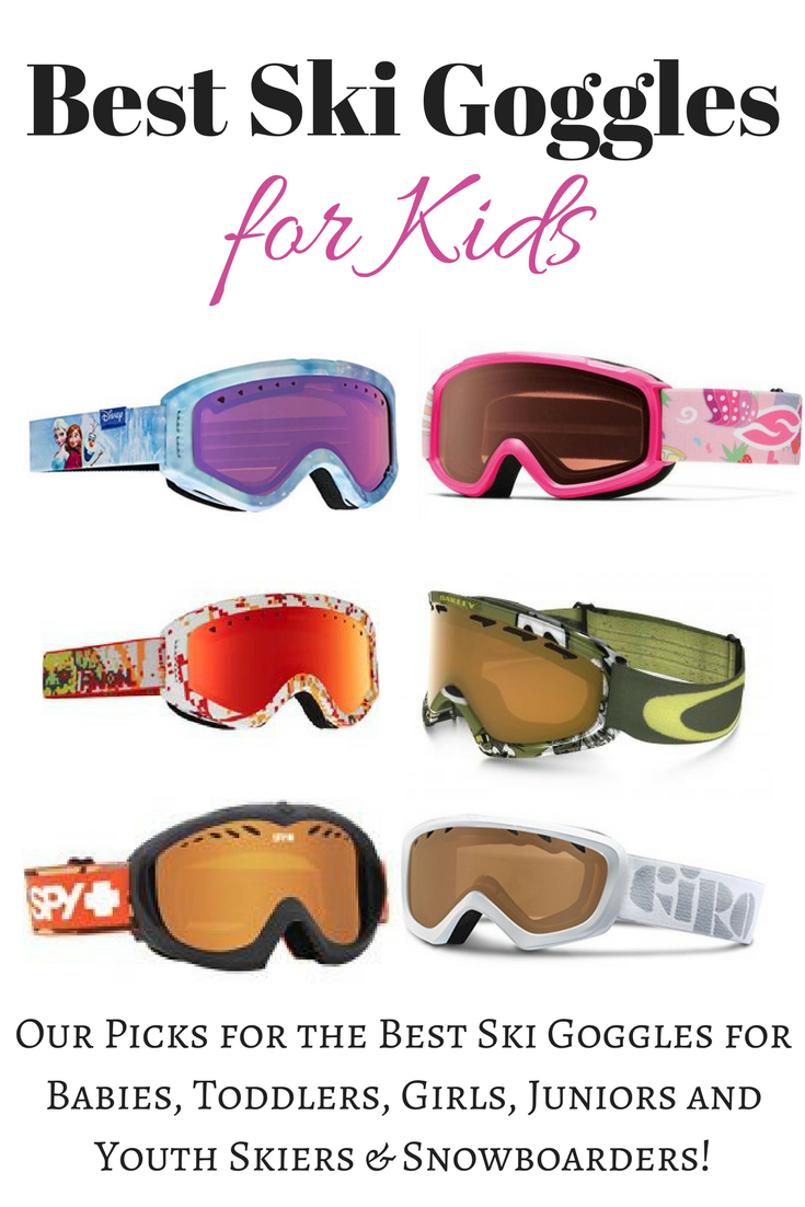 fd75c099173ad Best Ski Goggles for Kids (Winter 2017) - Our picks for the best kids  ski  goggles for kids