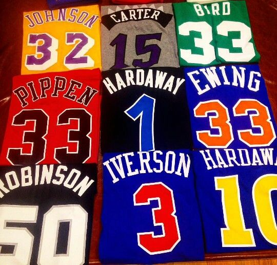 top fashion 36018 9e7a4 NBA Throwback Jerseys | Basketball | Sports, Nba, Basketball