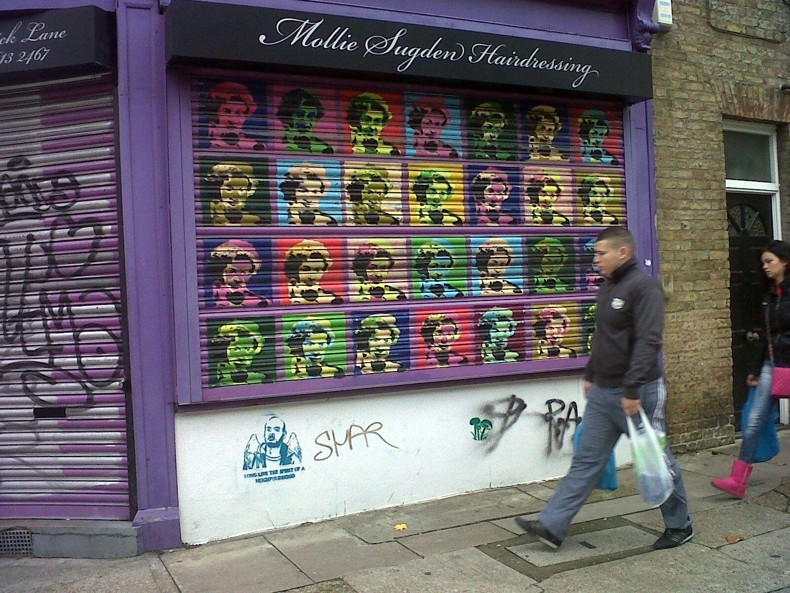 Warhol - London