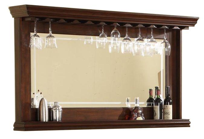 mirrors for bars back bar mirror palason montreal. Black Bedroom Furniture Sets. Home Design Ideas