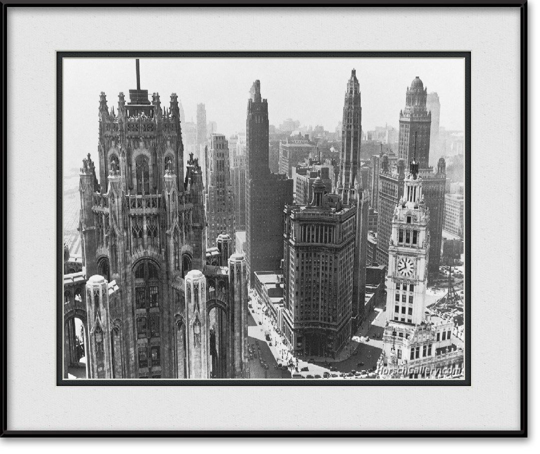 Chicago Photos   Chicago Skyline Pictures, Prints, Photographs, Artwork, Wall  Art Framed