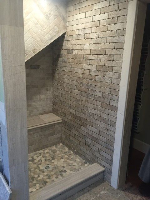 Build On Your Eye For Architectural Greatness And Incorporate This Durable Porcelain Tile In Your Bathroom Diy Pretty Tiles Bathroom Inspiration The Tile Shop
