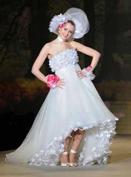 Little Miss Muffet Wedding Dress