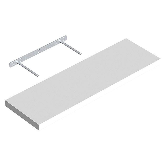 Regalboden Xl4 Weissca 3 8x80x20cm Regalux Wandboard Wandboard Weiss Wand