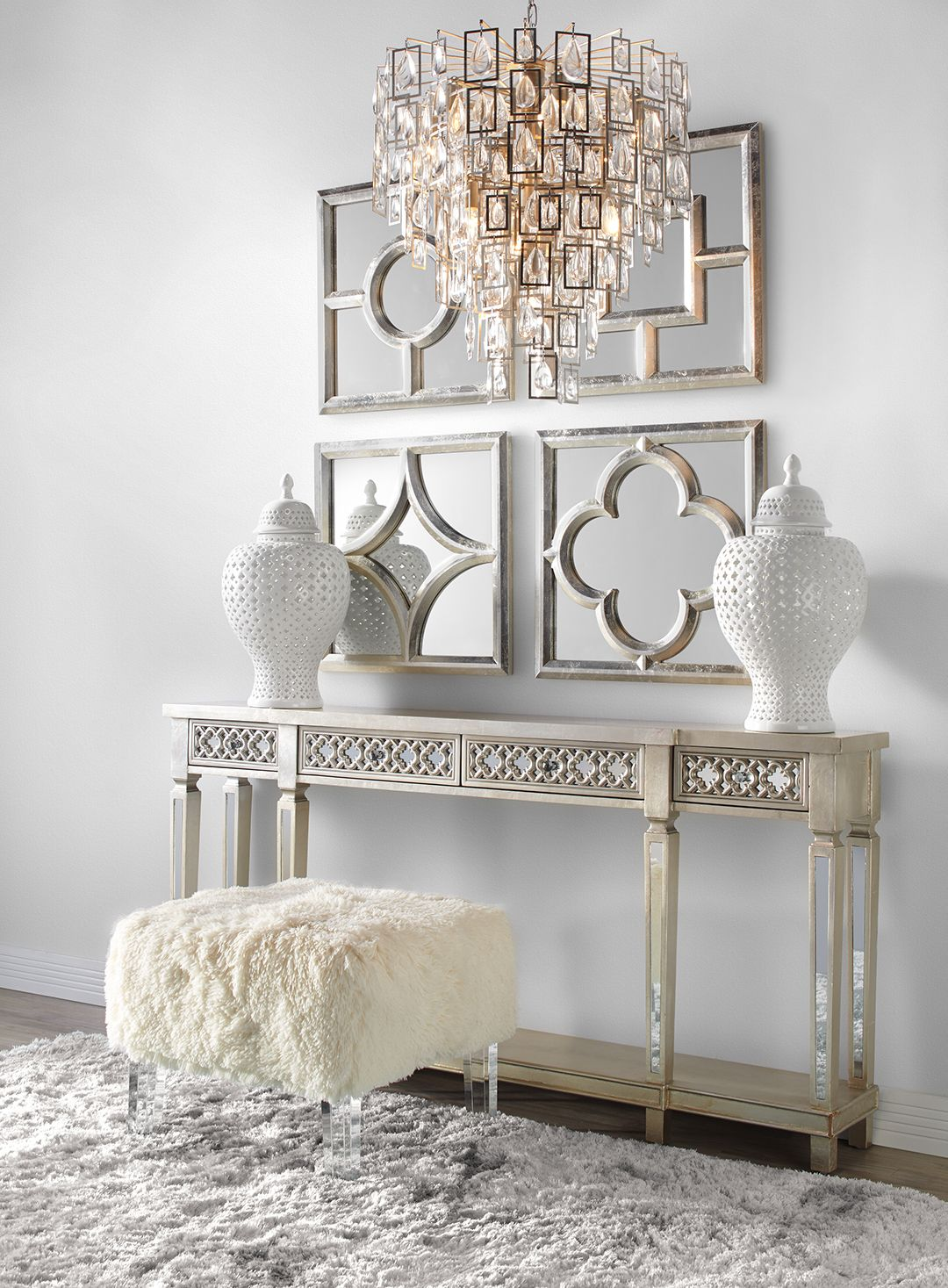 Entrance Decor Entry Foyer And Foyers: MARCH 2017 FASHION FOR THE HOME