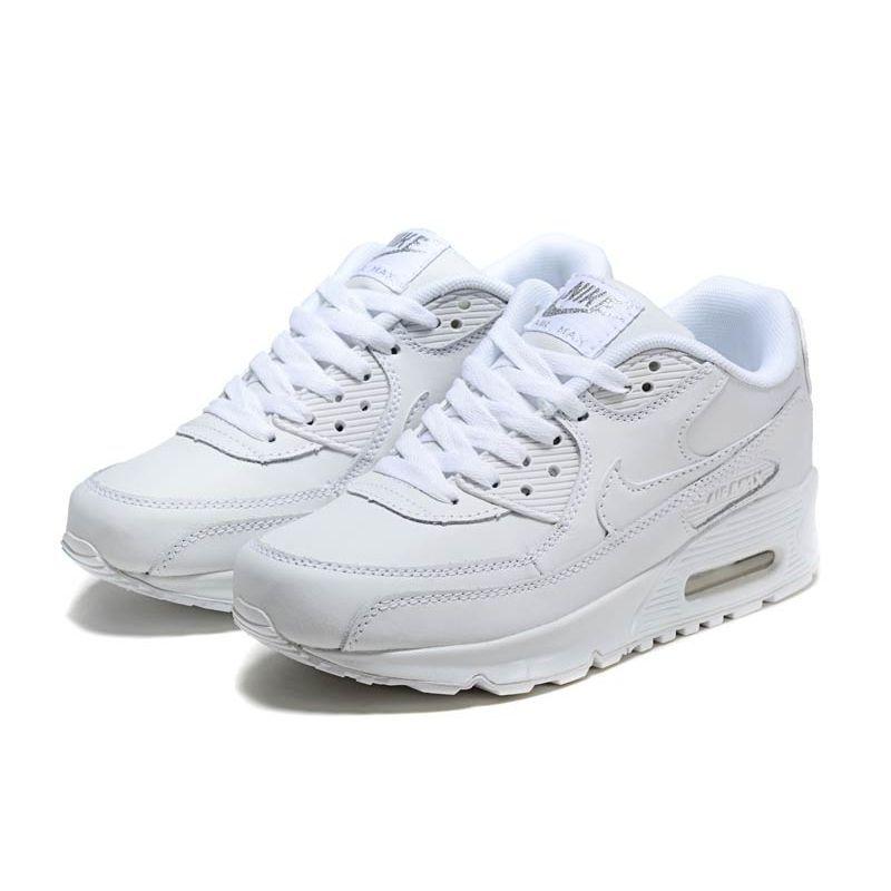 zapatillas de mujer nike blancas