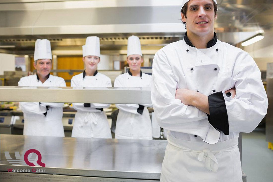 Qatar Havey Job kitchen staff jobs apply now | ARMANI | Pinterest ...