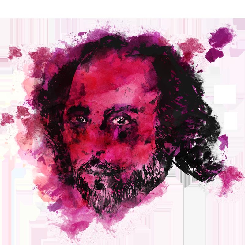 Shakespeare e Cervantes - Ilustada - Folha de S.Paulo