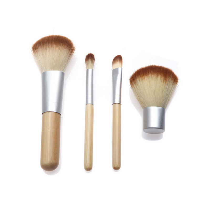/ Factory outlet bamboo handle Makeup brush