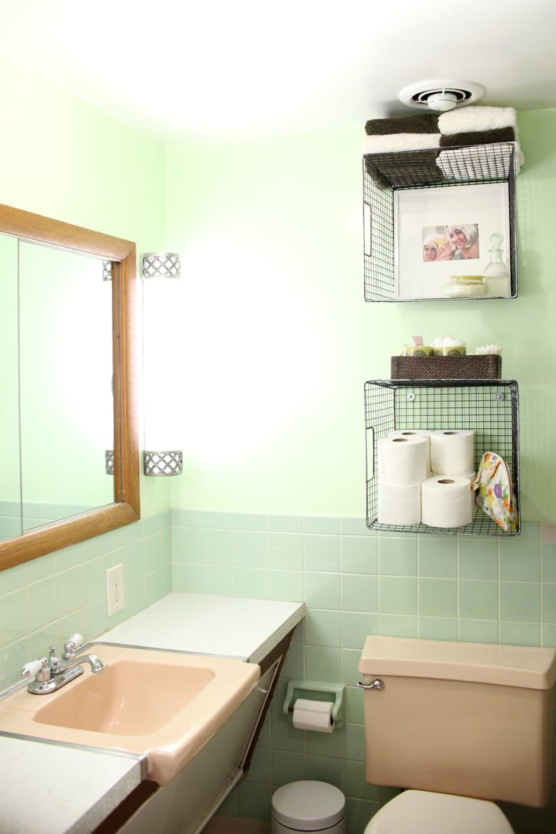 15 bathroom organization hacks to bring order to a small space ...