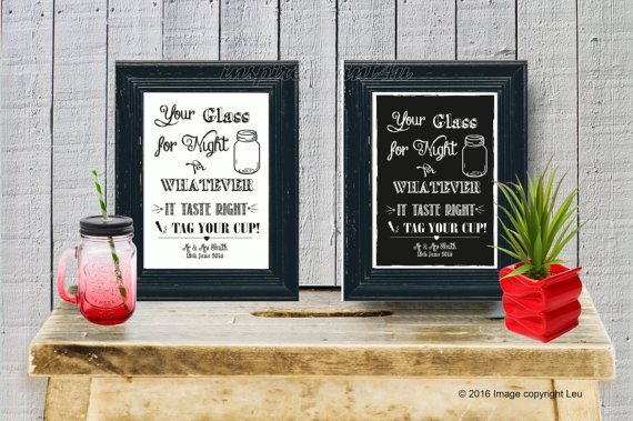 Take your glass for the night for whatever by inspiredcompany4u