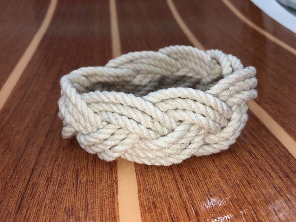 Traditional Sailor S Bracelet Made In Key West Fl This Is Also