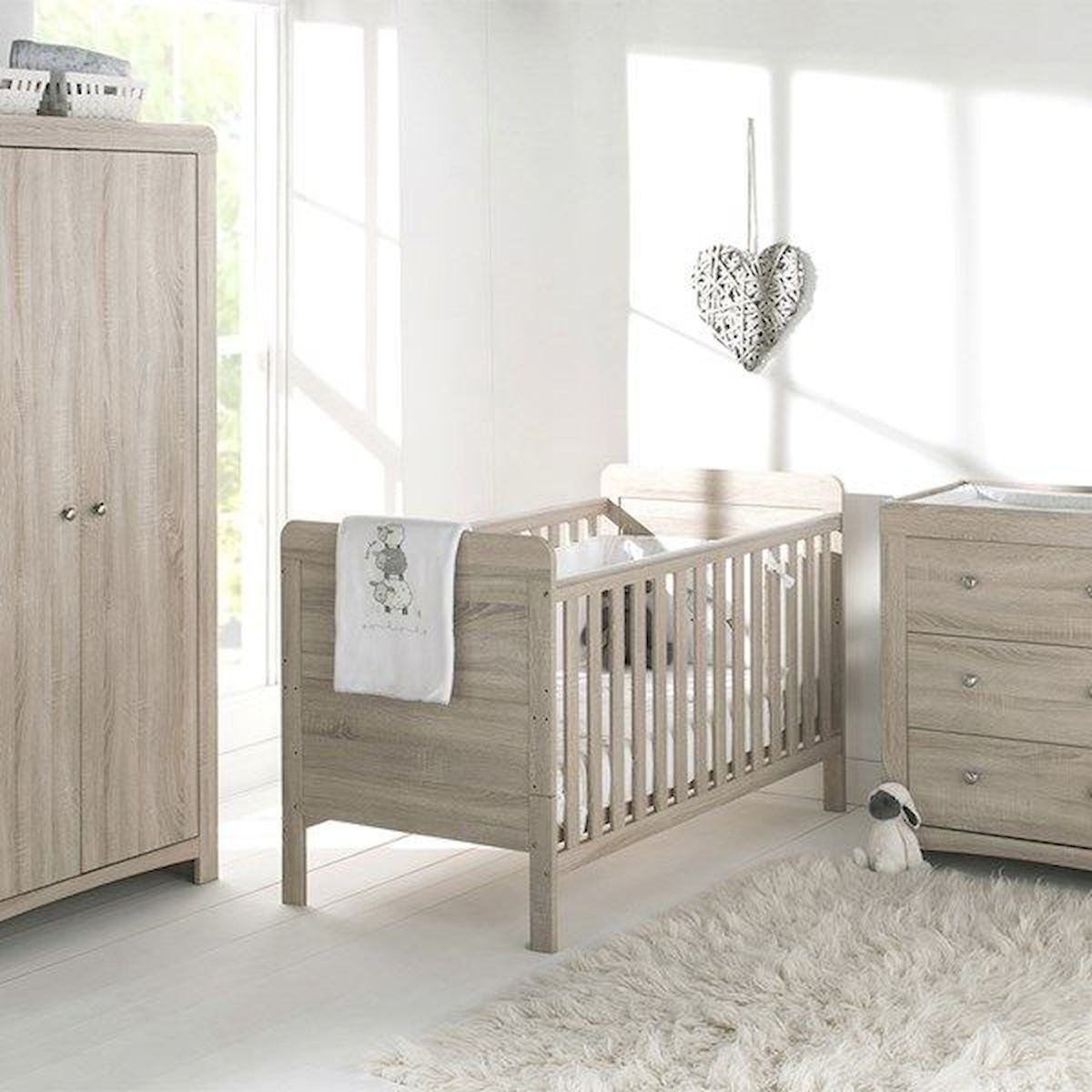 Comfortable Baby Nursery Furniture Set Nursery Furniture Sets