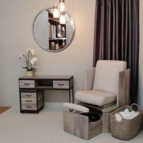 Elora Salon Furniture Collection - Complete Set