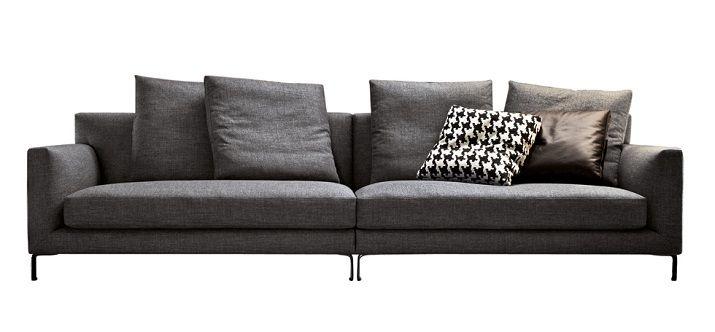 Die beste auswahl der sofas von ad choice living rooms for Sofa exterior esquina