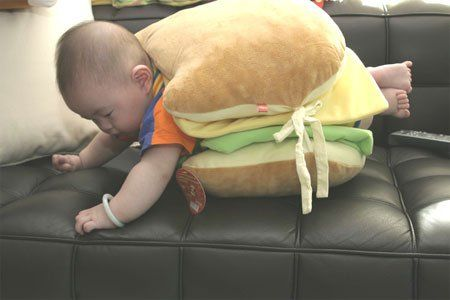 A Sandwich Funny Baby Pictures Baby Halloween Costumes Diy Baby Costumes