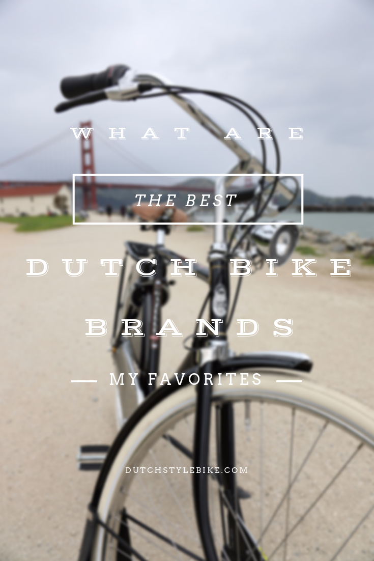 What Are The Best Dutch Bike Brands 14 Best Dutch Brands Dutch