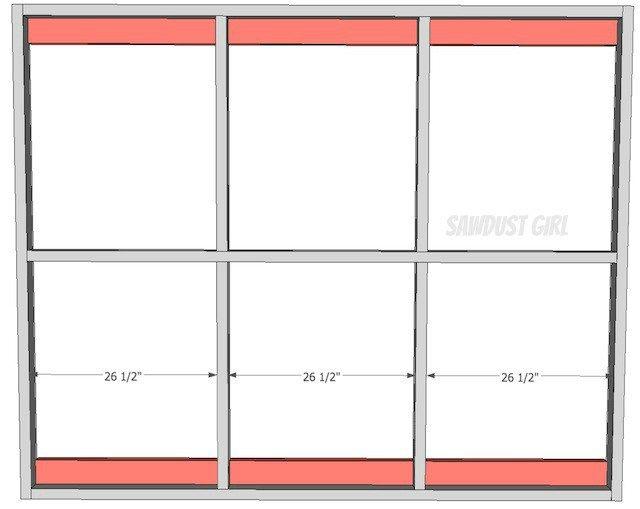 planes de la cama --envío CA Rey plataforma de almacenamiento ...