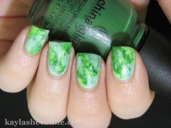 St patricks day nail art google search nail art ii st patricks day nail art google search prinsesfo Images
