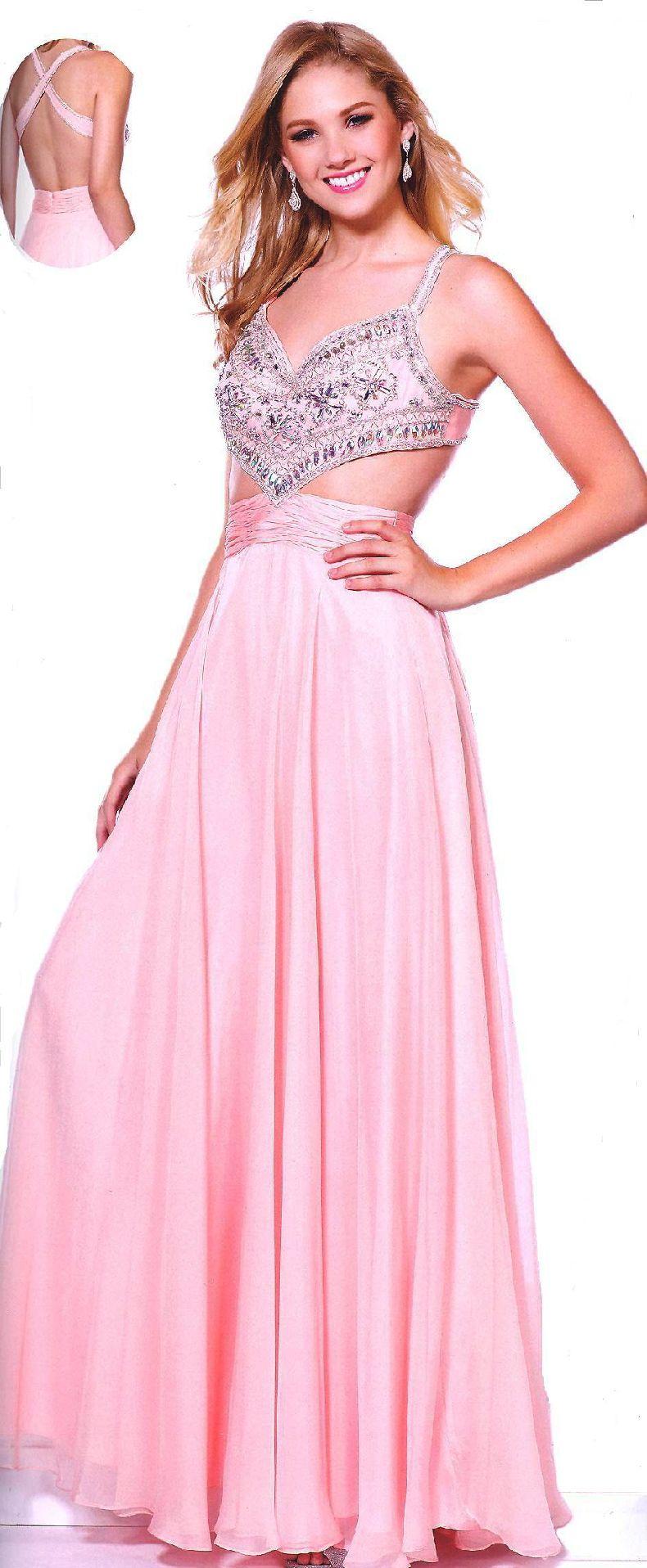 Prom Dresses Evening Dresses under $200<BR>ana8166<BR>V neckline ...