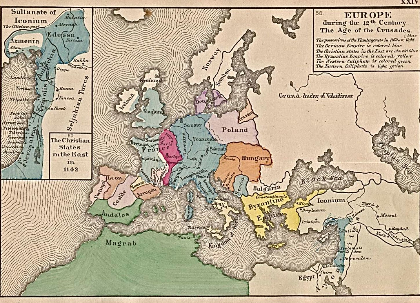 map of the middle ages europe the shakespeare study map of the middle ages europe 4