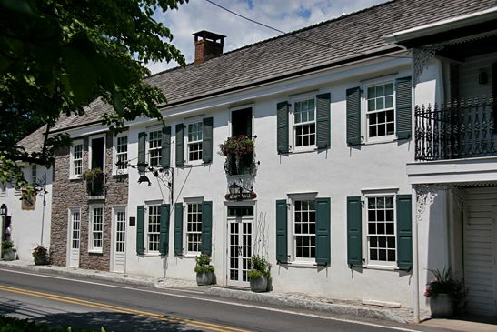 Black B Hotel New Hope Pa It Is Said That At This 1745 Historic Inn George Washington Was Once Turned Away By The Loyal Tory Innkeeper