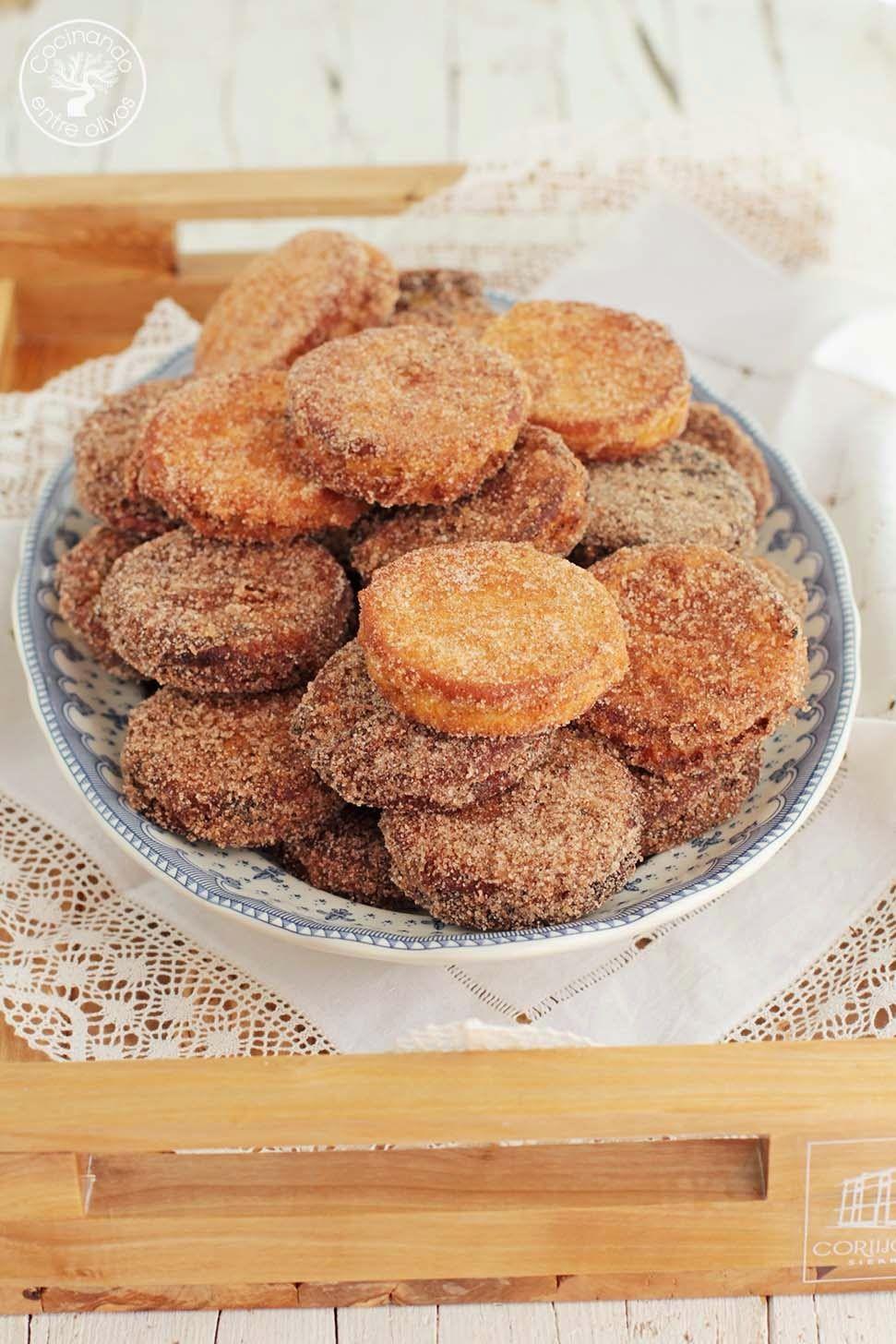 Cocinando Entre Olivos Navidad Of Cocinando Entre Olivos Galletas Fritas Rellenas De Crema