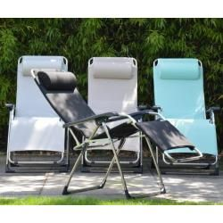 Photo of Jan Kurtz Fiam Amida Soft Relax Lounger aqua Jan KurtzJan Kurtz