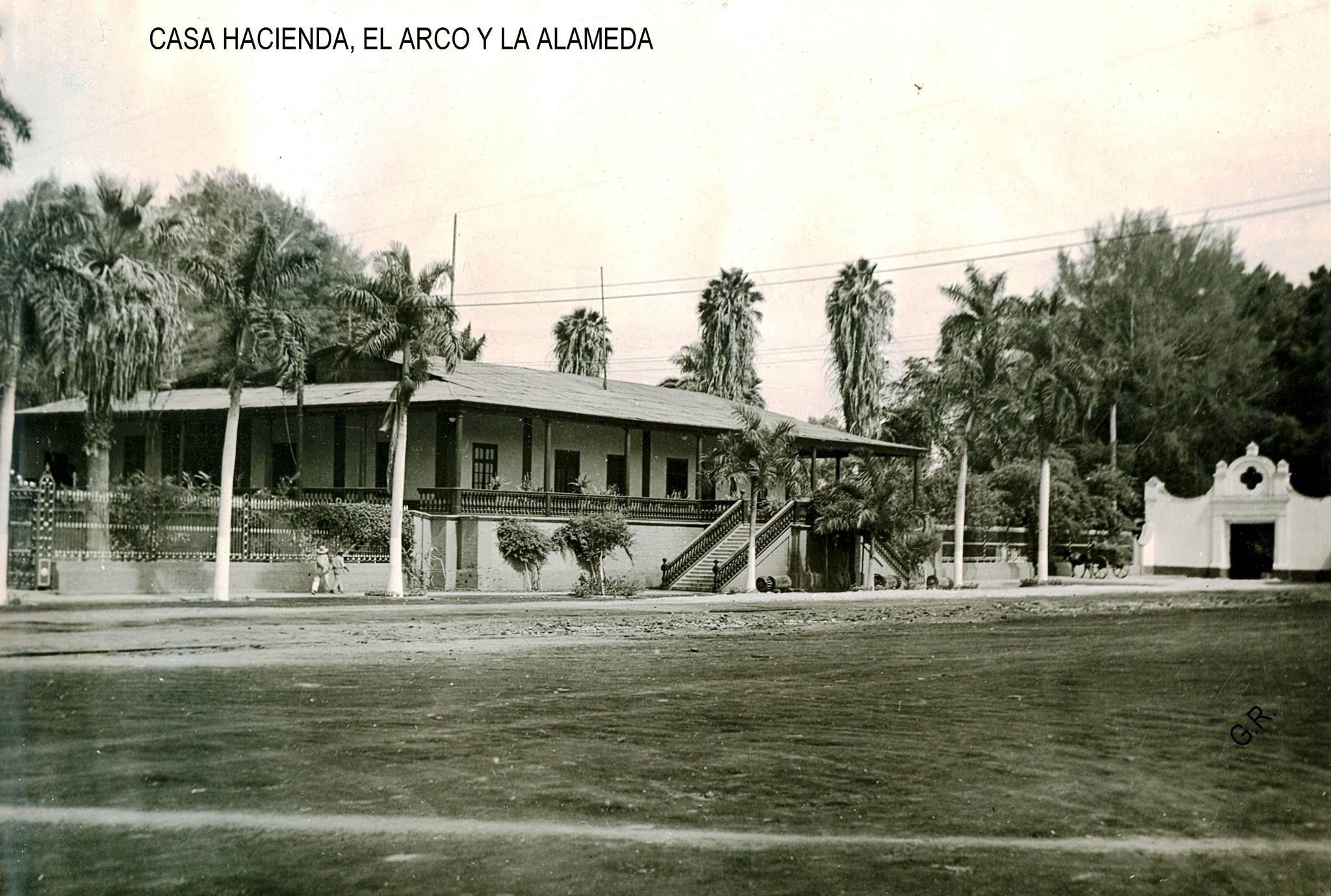Casa Hda-Tuman, Chiclayo