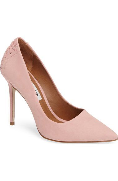 466c364310d STEVE MADDEN Paiton Laced Heel Pump.  stevemadden  shoes  pumps ...