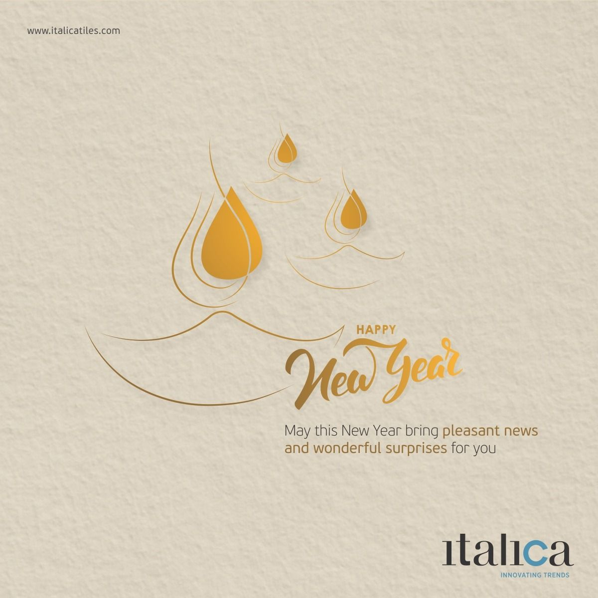 this new year bring pleasant news and wonderful surprises for