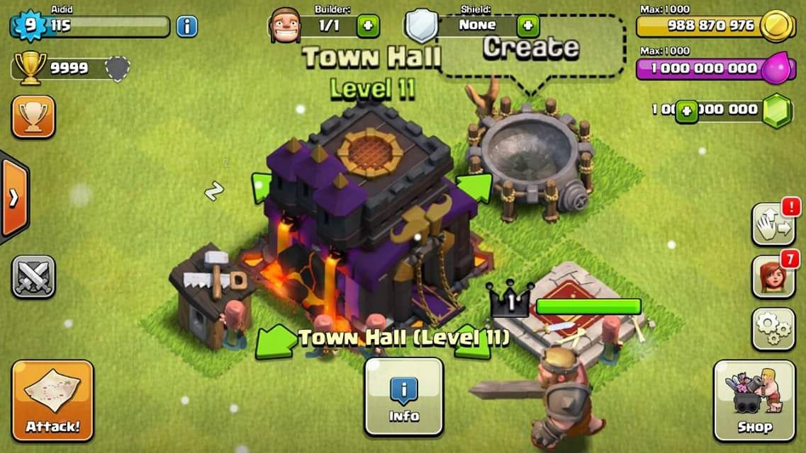 coc hack gems and coins