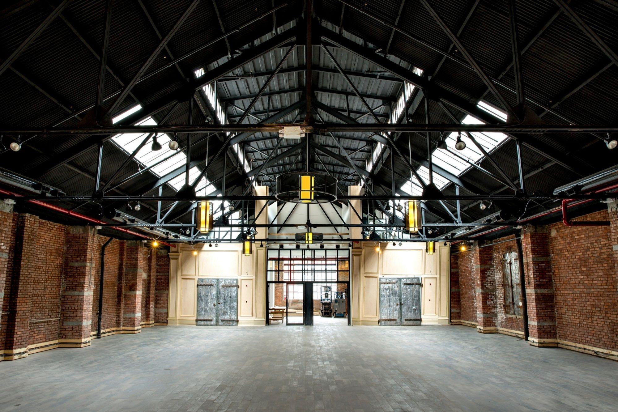 New Venue Space 26 Bridge Street Opens Warehouse design