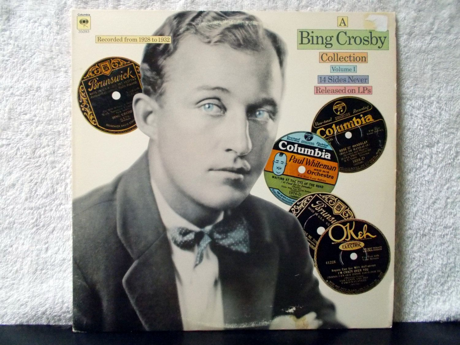 A Bing Crosby Collection Volume 1- Recorded From 1928 to