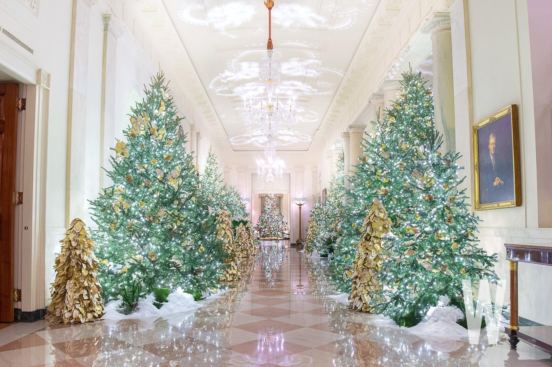 White House Christmas Tour 2019 White house christmas
