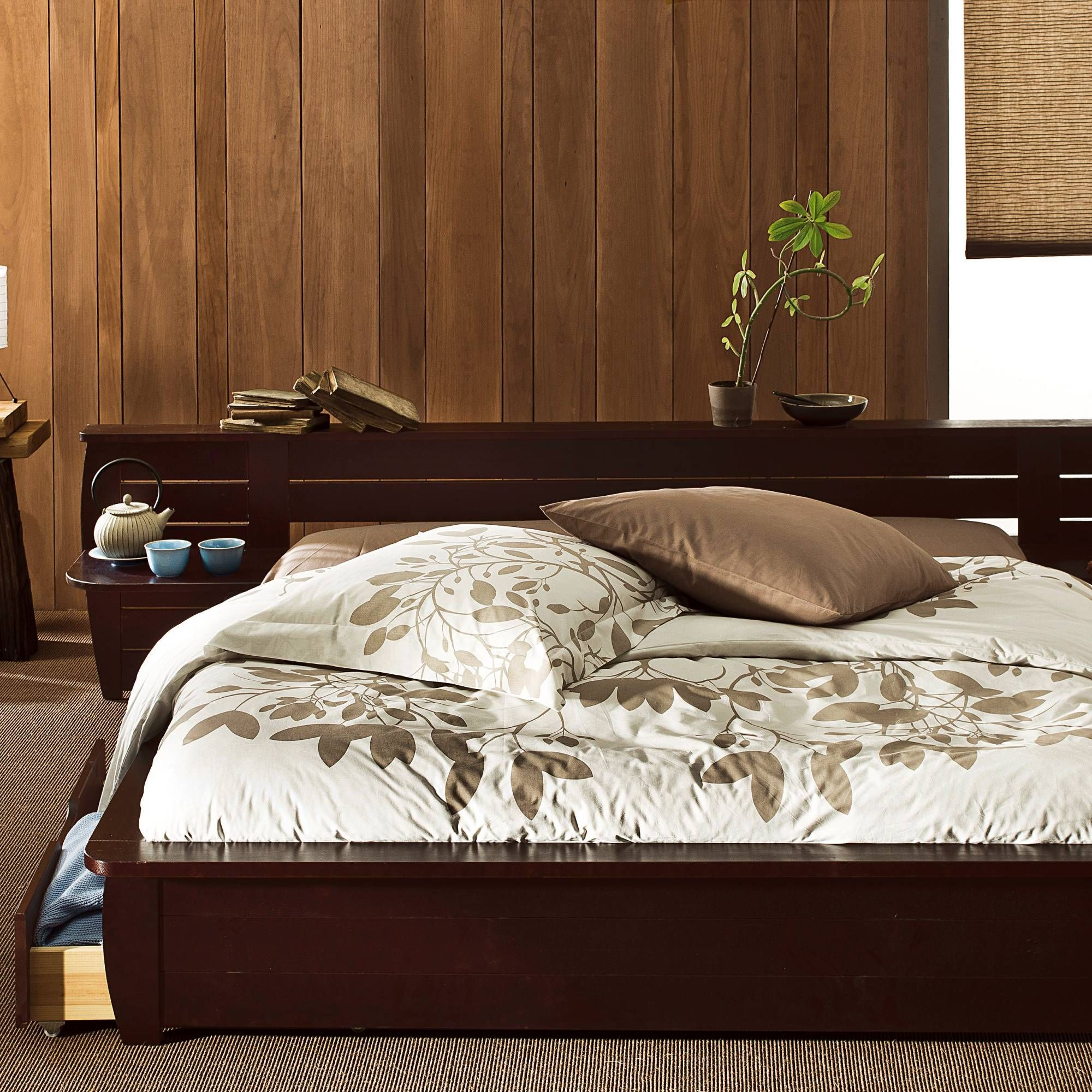 Solid pine KITO allinone bed Bed, Bed frame, One bed