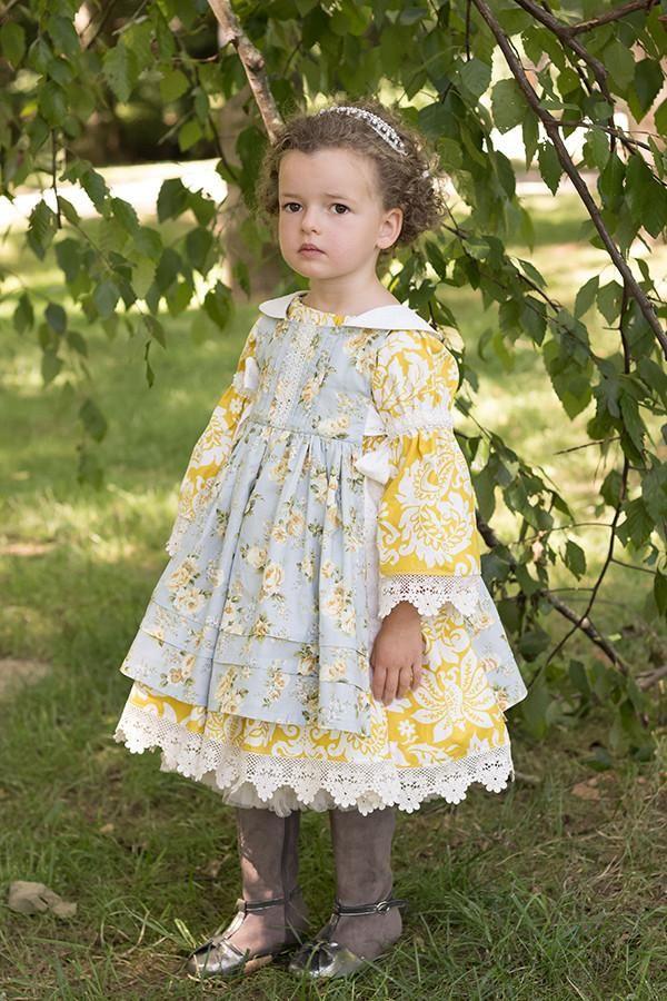 Rosemary Matilda Bundle Kids Dress Little Girl Dresses Baby Girl Dress