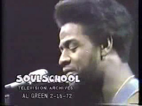Al Green Tired Of Being Alone Live Soul School J Al