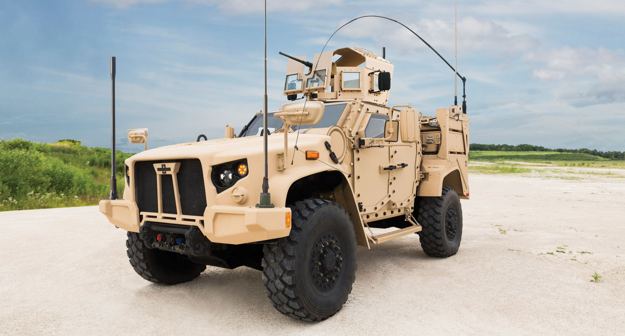 Oshkosh JLTV: el Hummer ya tiene sucesor | Motor | EL MUNDO
