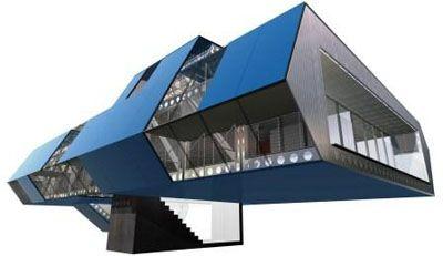 Exterior Metal Sandwich Panels Google Search Futuristic Architecture Futuristic Home Architecture