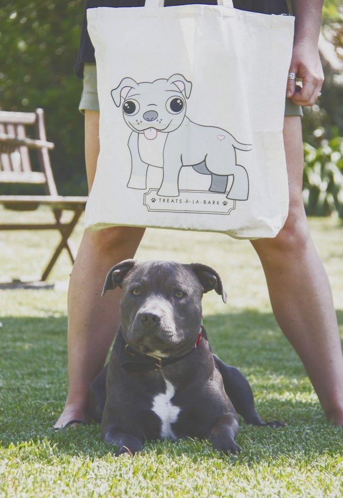 Staffy Canvas Tote Bag Treats A La Bark Organic Dog Treats Tote Bag Bags Canvas Tote Bags
