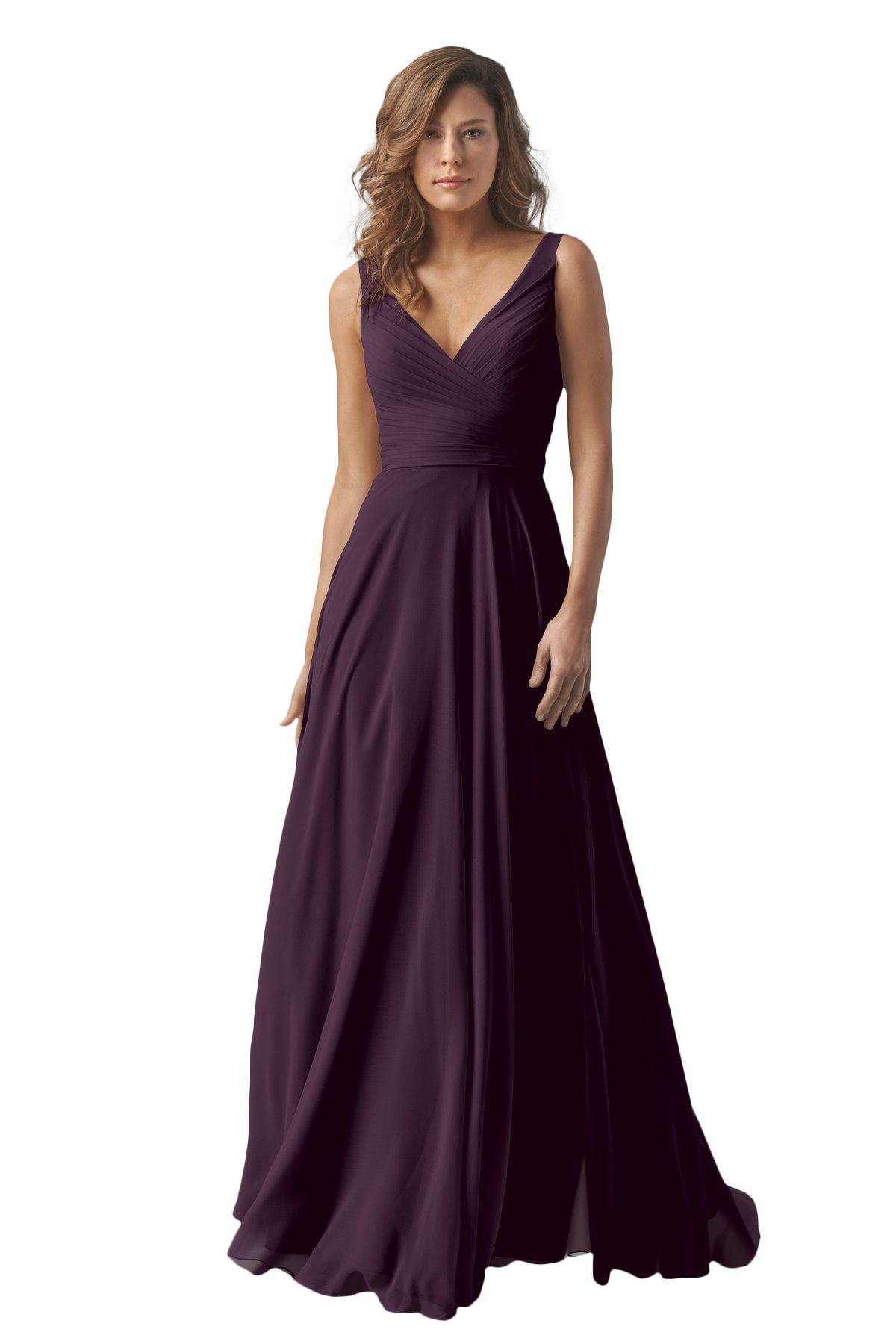 Watters 8542i quick delivery bridesmaid dress in plum in chiffon watters 8542i quick delivery bridesmaid dress in plum in chiffon ombrellifo Image collections