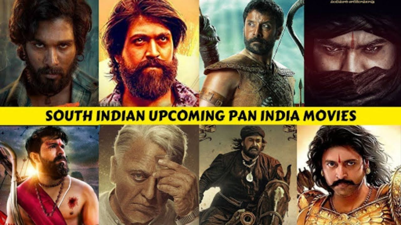 15 Pan Inidan Upcoming Movies List 2020 And 2021 Yash Allu Arjun Ram Upcoming Movies Movie List Indian Movies